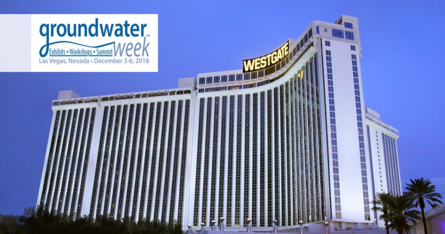 Andrea Rocha, Jacques Smith, and Duane Graves Presented at the National Ground Water Association 2018 Groundwater Week in Las Vegas, Nevada