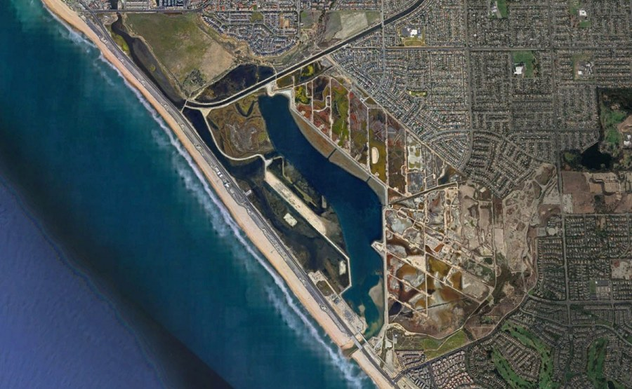 Wetlands Restoration for Bolsa Chica in Orange County, California
