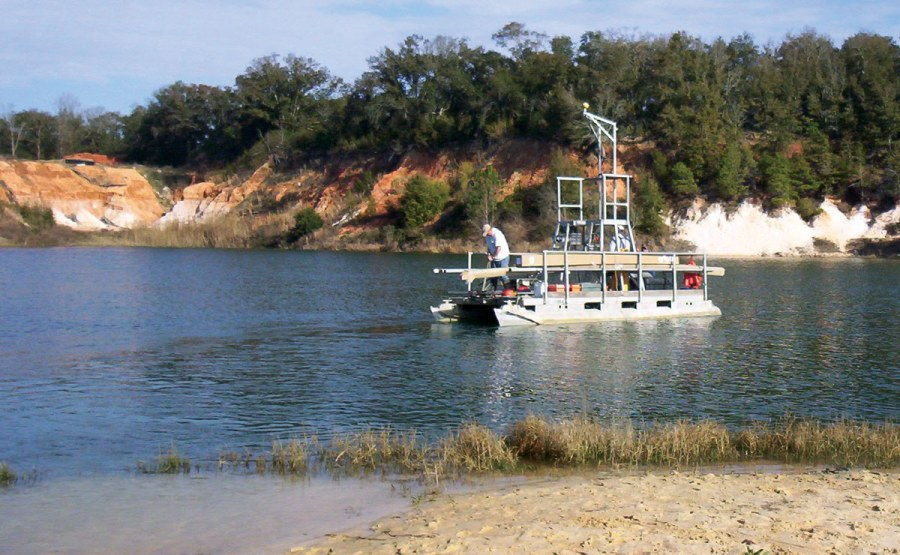 Dredging and Restoration Program in Bayou Chico, Florida