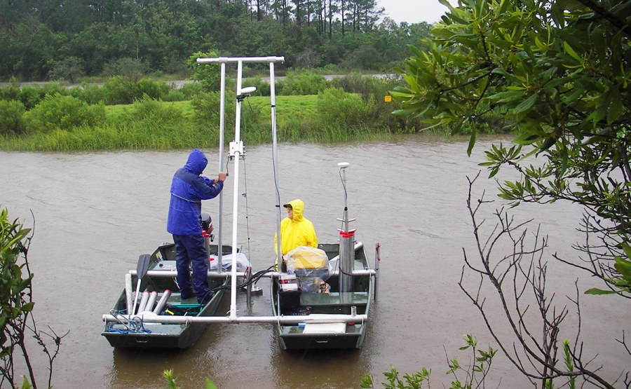 Sediment and Water Characterization and Site Remediation in Bayou Carlyss, Louisiana