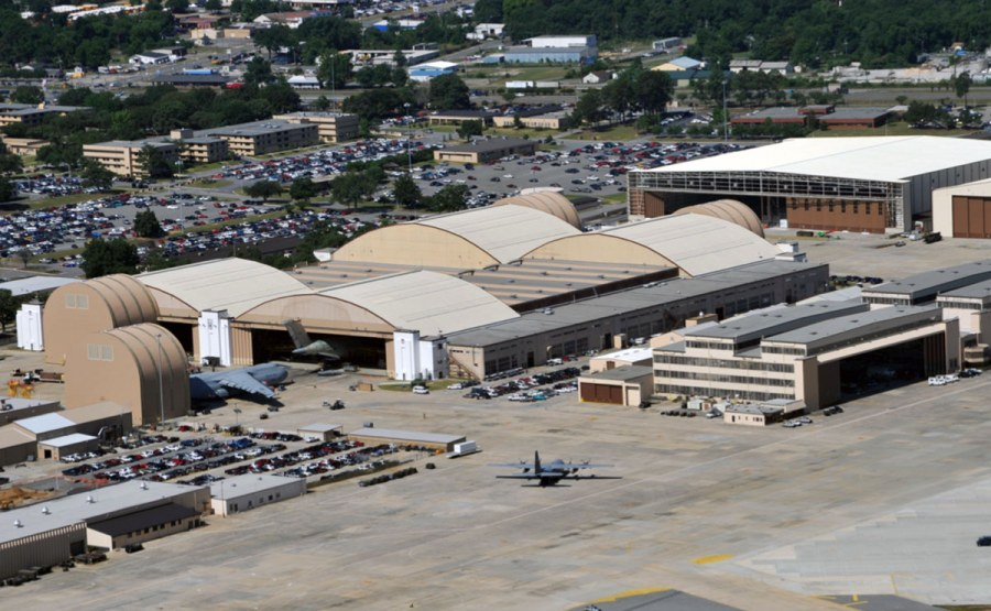 Geosyntec conducted investigations into the presence of PFAS compounds and 1,4-dioxane at Robins Air Force Base in Georgia.