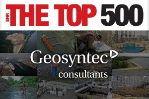 ENR Ranks Geosyntec Consultants in Five Categories in 2020