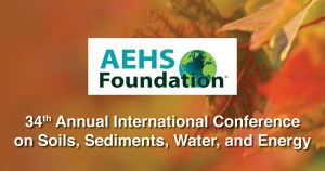 Geosyntec Staff Featured at the 34th Annual International Conference on Soils, Sediments, Water and Energy