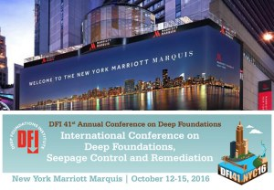 Geosyntec to Present at DFI International Conference
