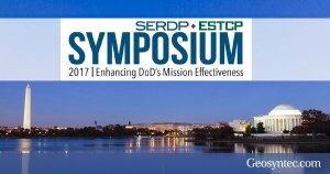 Geosyntec Technical Participation at the SERDP-ESTCP Symposium