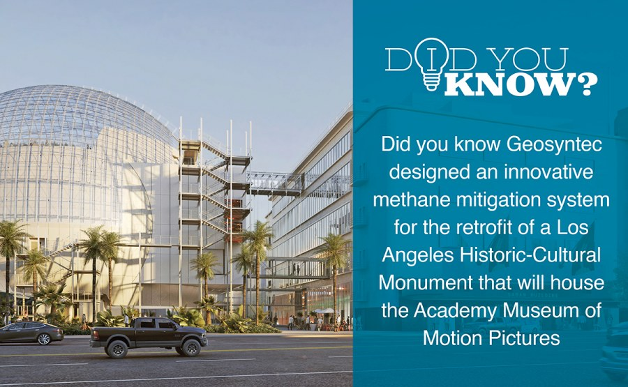 Methane Mitigation for a Historical Building Retrofit
